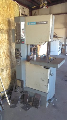 20 inch Vertical Band Saw