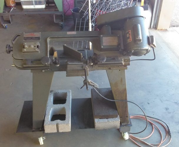 Light Duty Horizontal Band Saw