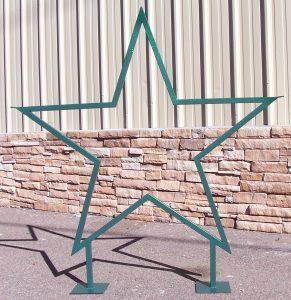 5' Christmas Star